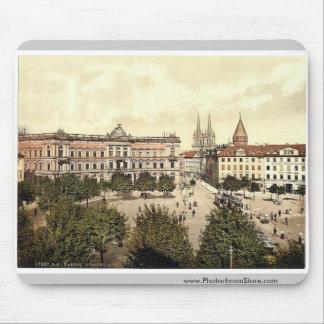 Konigsplatz, Cassel (i.e., Kassel), Hesse-Nassau, Mouse Pad