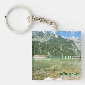 Königssee Bavaria Keychain