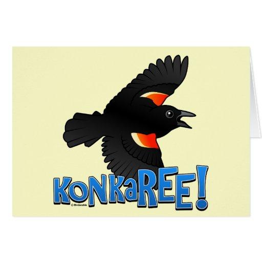 KonkaREE! Card