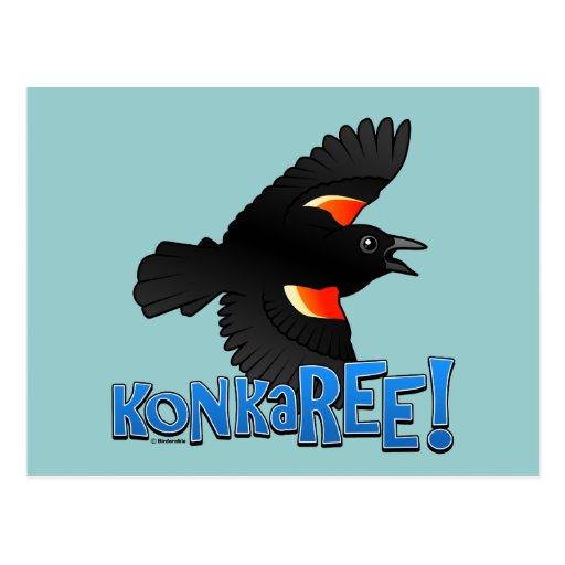 ¡KonkaREE! Tarjeta Postal