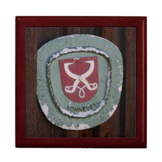 Konnevesi Door Plate gift box