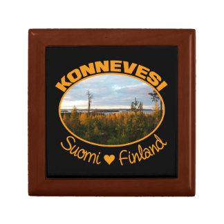 Konnevesi Finland gift box