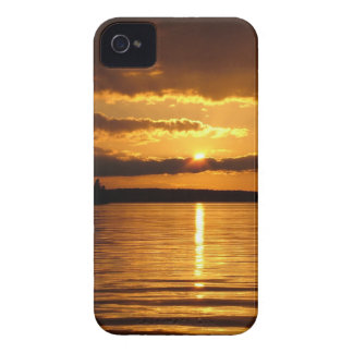 Konnevesi Sunset Blackberry Bold case