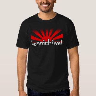 ¡Konnichiwa! Remeras