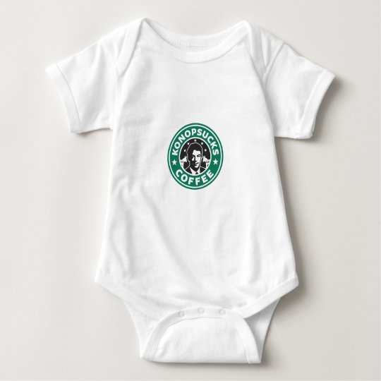 Konop Coffee Baby Bodysuit