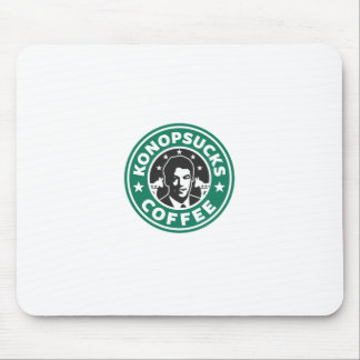 Konop Coffee Mouse Pad