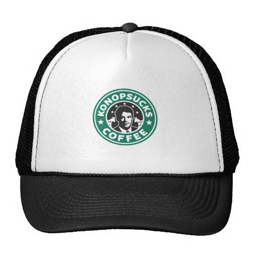 Konop Coffee Trucker Hat