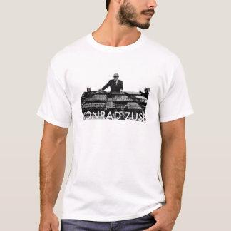 Konrad Zuse (Light Background) T-Shirt