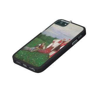 Konstantin Korovin- A Nothern Idyll iPhone 5 Case