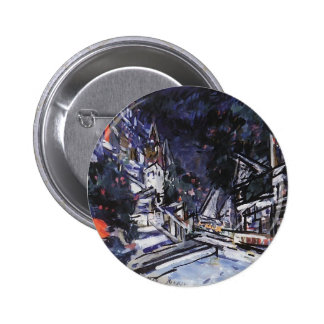 Konstantin Korovin- Sketch for the opera Pinback Buttons