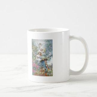 Konstantin Makovsky- The Muse of Poesie Classic White Coffee Mug
