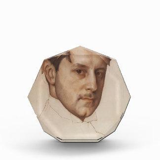 Konstantin Somov- Portrait of M. Dobuzhinsky Acrylic Award