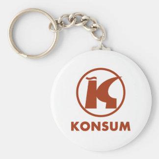 Konsum Schlüsselband