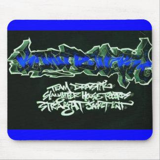 Kontraversy Graffiti Mousepad