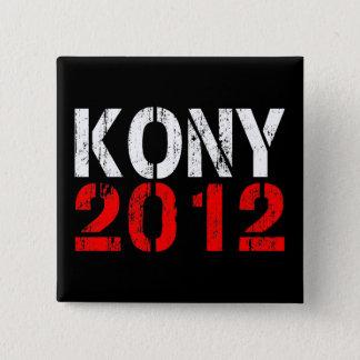 KONY 2012 Button Pin