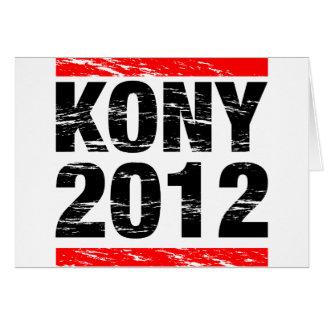 Kony 2012 card