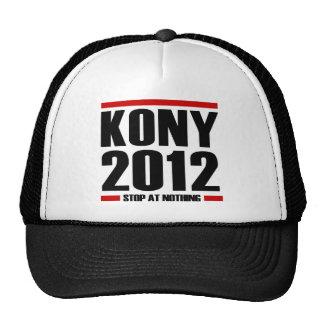 Kony 2012 gorro