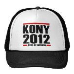 Kony 2012 gorro de camionero