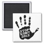 Kony 2012 Handprint Stop Joseph Kony Magnets