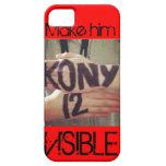Kony 2012 iPhone 5 cases