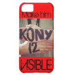 Kony 2012 iPhone 5C cover