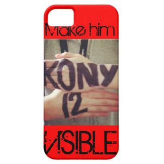 Kony 2012 iPhone SE/5/5s case