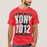 KONY 2012 LO HACEN FAMOSO PLAYERA