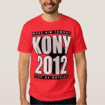 KONY 2012 MAKE HIM FAMOUS T SHIRT