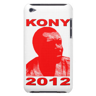 Kony 2012. Make Invisible Children Visible. Now. Barely There iPod Case