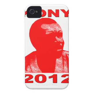 Kony 2012. Make Invisible Children Visible. Now. iPhone 4 Case