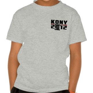 Kony 2012 - Pare en nada Camisetas