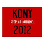 Kony 2012 Post Card