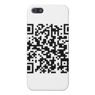 Kony 2012 QR Code Cover For iPhone SE/5/5s