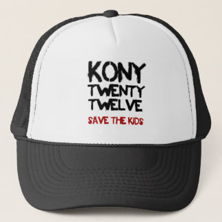 "Kony 2012 - ""Save the Kids""   Shirt Trucker Hat"