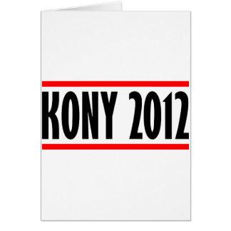 Kony 2012 Stop Joseph Kony Banner Card