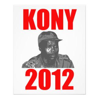 Kony 2012 Stop Joseph Kony Flyer