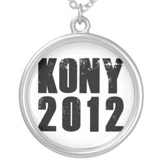 Kony 2012 Stop Joseph Kony Personalized Necklace