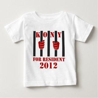Kony 2012 Stop Joseph Kony Prison Baby T-Shirt