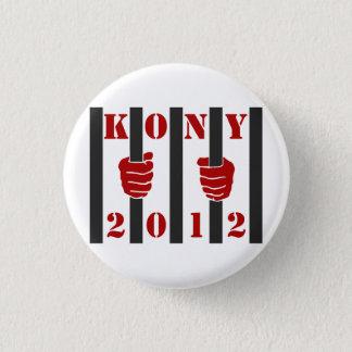 Kony 2012 Stop Joseph Kony Prison Pinback Button