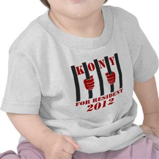 Kony 2012 Stop Joseph Kony Prison T Shirt