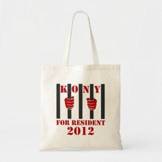 Kony 2012 Stop Joseph Kony Prison Tote Bag