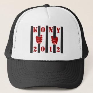 Kony 2012 Stop Joseph Kony Prison Trucker Hat