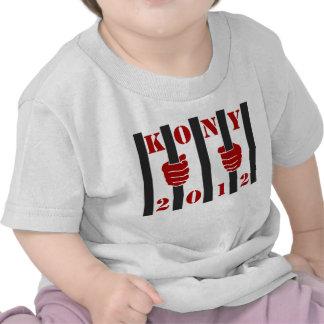 Kony 2012 Stop Joseph Kony Prison Tshirt