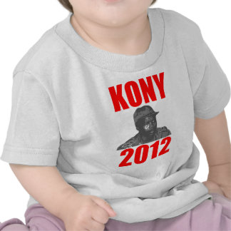 Kony 2012 Stop Joseph Kony Tee Shirts