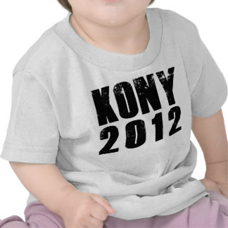 Kony 2012 Stop Joseph Kony Tshirt