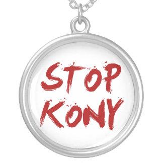 Kony 2012 Stop Red Bloody Joseph Kony Jewelry