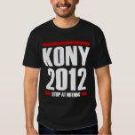 Kony 2012 tshirts