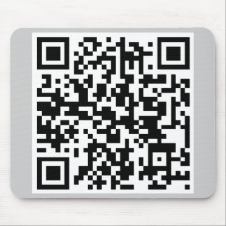 Kony 2012 Video QR Code Joseph Kony Mouse Pad