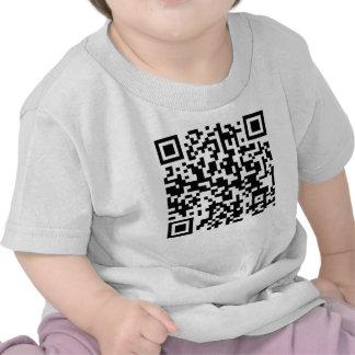 Kony 2012 Video QR Code Joseph Kony Tee Shirt