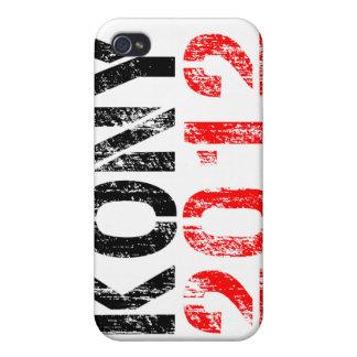 KONY i 2012 iPhone 4 Carcasa